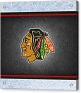 Chicago Blackhawks Acrylic Print