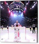 Chicago Blackhawks V Los Angeles Kings Acrylic Print