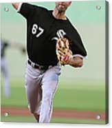 Chicago White Sox V Kansas City Royals Acrylic Print