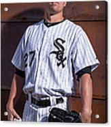 Chicago Whte Sox Photo Day 2 Acrylic Print