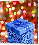 Christmas Box Acrylic Print