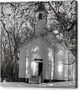 Church In The Cove Acrylic Print