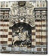 Cid, Rodrigo D�az De Vivar, Called The Acrylic Print