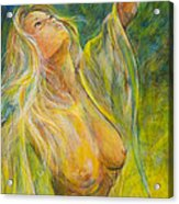 Cider Of Eden Acrylic Print