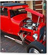 Classic Custom Hotrod Acrylic Print