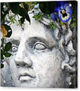 Cobalt Blue Acrylic Print