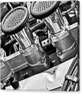 Cobra Engine Acrylic Print