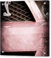 Cobra Grille Emblem Acrylic Print
