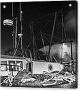 Cockenzie Harbour Acrylic Print