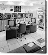 Computer Room, 1999 Acrylic Print
