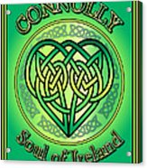 Connolly Soul Of Ireland Acrylic Print