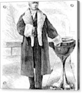 Cornelius Vanderbilt (1794-1877) Acrylic Print
