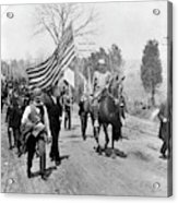 Coxey's Army, 1894 Acrylic Print