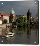 Czech Republic, Prague Acrylic Print