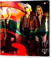 Def Leppard Acrylic Print