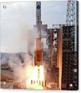 Delta Iv Rocket Launch Acrylic Print
