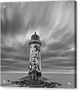 Deserted Lighthouse Acrylic Print