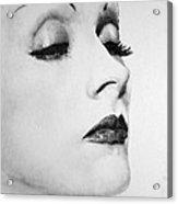 Dietrich Acrylic Print