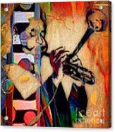 Dizzy Gillespie Collection Acrylic Print