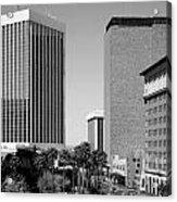 Downtown Tucson Az Acrylic Print