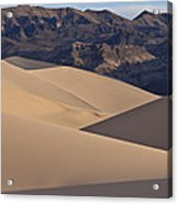 Dune Glow Acrylic Print