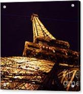 Eiffel Tower Paris France Acrylic Print by Patricia Awapara