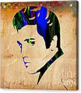 Elvis Presly Wall Art Acrylic Print