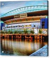 Etihad Stadium Acrylic Print