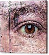 Eye On Environment Acrylic Print