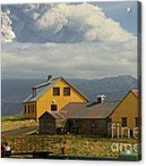 Eyjafjallaj�kull Ash Cloud, Iceland Acrylic Print