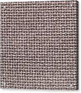 Fabric Background Acrylic Print by Tom Gowanlock