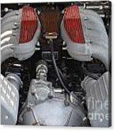 Ferrari Testerosa Acrylic Print