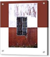 Fiestra 3 Acrylic Print by Xoanxo Cespon
