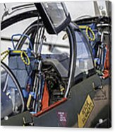 Fighter Jet. Acrylic Print