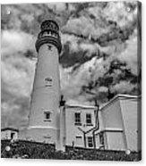 Flamborough Head Lighthouse Acrylic Print