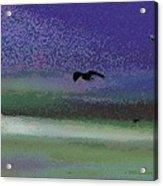 Flight Acrylic Print