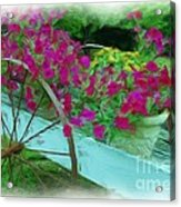 Flower Pot 2 Acrylic Print