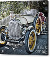 Ford Roadster Acrylic Print by Louise Reeves