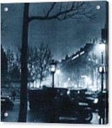 France Paris, C1920 Acrylic Print