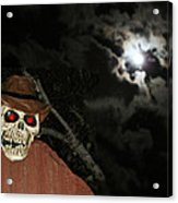 Fright Night 1 Acrylic Print