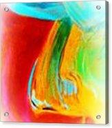 Fuchsia Flower Acrylic Print