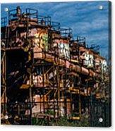 Gas Works Park Seattle Acrylic Print