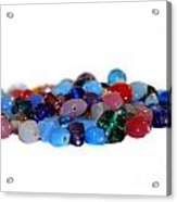 Gemstones Acrylic Print
