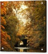 Gentle Reflections Acrylic Print