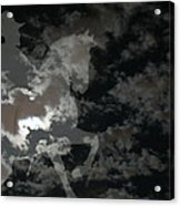 Ghost Rider Acrylic Print