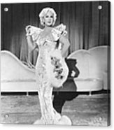 Go West Young Man, Mae West, 1936 Acrylic Print