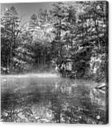 Gunner Pool Acrylic Print