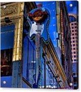 Hard Rock Cafe - Seattle Acrylic Print