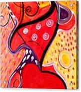 Heart And Soul Acrylic Print