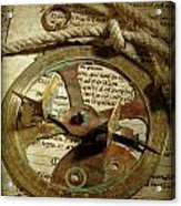 .historical Navigation Acrylic Print